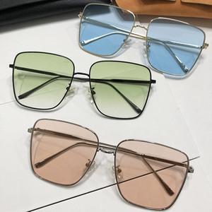 2020 new Fashion trends sunglasses for men and women avocado green square uv sunglasses gift wholesale