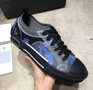 Classics B23 simple m classique comme la vision principale, de la manière de l'impression de grande surface sur les chaussures Lovers supérieures Taille 36