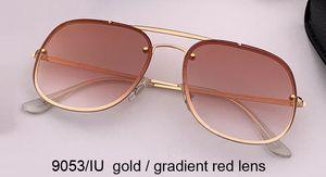 الجملة-أعلى جودة الطيران نظارات الرجال الحريق ماركة الطيار genenal نظارات الشمس مصمم النساء الساخنة sunglases رجل خمر rd3583 uv gafa