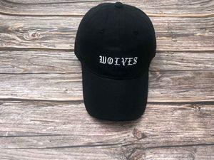 Kanye West wolves hat icon Бейсболки «Сделай Америку снова великой» Вышивка Спортивные бальные шапки Путешествие на свежем воздухе Beach Sun d2 Hat