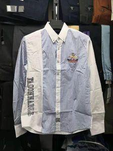 Вышивка рубашка camisa masculina мужчины с длинным рукавом рубашки хлопок социальные hombre eden park faconnable сорочки homme