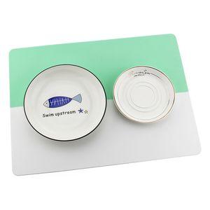 Оптового Термостойкий силиконовый коврик Покрытие напитка держатель чашки Coaster против жары Пота Pad Таблица Мата Placemat Kitchen Tool VT0608