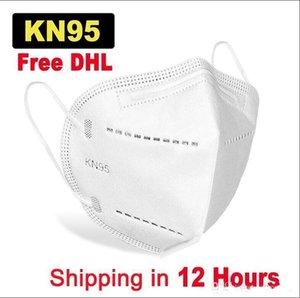 En stock! Multiple Masque Hot Vente PM2,5 Haze de protection Masque anti-poussière respirateurs Bouche moufles étanche gratuite DHL Avec la boîte Fy0006