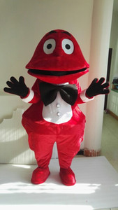 Gabibbo Mascot Costume Fancy Party Dress Carnival outfit Activity Mascot