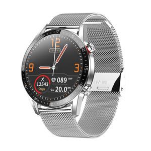 Winsun ECG reloj inteligente hombres IP68 impermeable soporte Bluetooth llamada ritmo cardíaco GT 2 GTR Smartwatch para Huawei Xiaomi IOS teléfono