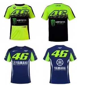 2019 Hot Fashion VR - 46 Camicie Mountain Speed ​​Drop Service Versione squadra Riding Short Motocross Racing T-Shirt Top Tees Cycling
