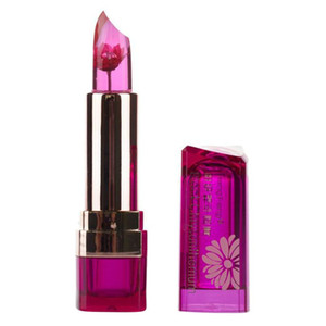 Charm Jelly Flower Batom Lip Kit Liquid Lipstick Color Changing Maquiagem Long Lasting Labiales Matte Moisturizing Women Beauty