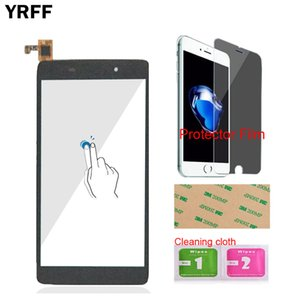 Phone Touch Screen For Alcatel One Touch Idol 3 6039Y 6039 6039S OT6039 Touch Screen Glass Digitizer Panel Sensor Protector Film