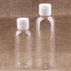 Пластиковые бутылки прозрачный пластиковый Путешествие Размер бутылки спирта спрей бутылки бутылки бутылки стерилизатор многоразовый Экологию BPA бесплатно хранения
