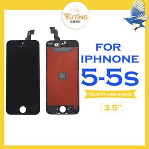 5 5 초 SE 디스플레이 5C 아이폰 5 아이폰에 대한 아이폰 5 5G 5S 5C SE LCD 디스플레이 터치 스크린 디지타이저 어셈블리 교체 LCD