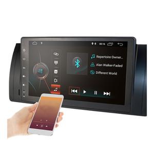 9 polegadas Android 9.1 2 + 16G Car GPS Navigation Multimedia Player Bluetooth Autoradio Car Stereo Player para E39 E53 X5