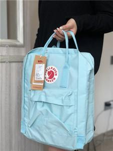 Selling Brand New Style Fjallraven Kanken Backpacks Student Backpacks Are Lightweight And Wear Resistant Backpacks Hot Sale