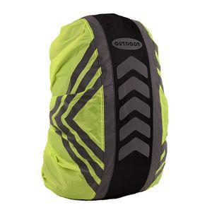 20-55L New Reflective Rucksack Regen Cover Outdoor Reise Camping Sporttasche Staubdicht Waterproof Regenschutz für Rucksäcke