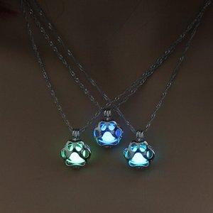 20 set di fascini Luminous pietra Spacer Beads perline artigianato perline decorative per l'artigianato Gioielli fai da te