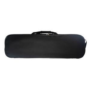 Pressure Resistant 1 2 Size Violin Case Basic Professional Triangular Shape Backpack Built-in Hygrometer