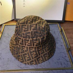 marca de moda de luxo Balde chapéus carta cor da barra dobro tomou preto curso clássico chapéu de alta qualidade dos Pescadores Branco Homens e mulheres 10