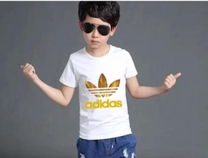 =clothing T-shirts Baby Girls Short Sleeve Jacket Single Piece Printing Children cute 0317