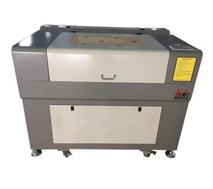 Makine Gravür 80W 100W 130W 150W CO2 Lazer Oymacı Ve Kesici İçin Ahşap Kağıt Akrilik Kontrplak Kesme ZD6090 Hindistan cevizi Lazer