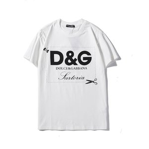 Nouvelle arrivée Femmes Hommes Luxe T-shirt T-shirt de mode pour les hommes de femmes de lettre Imprimer Mode Pull hommes shirt Sweat à capuche Chemisier B103466L
