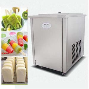 Yeni yüksek kalite 40pcs / set Paslanmaz çelik Popsicle dondurma makinesi Tekli mod buzlu şeker makinesi / Popsicle yapma makinesi.
