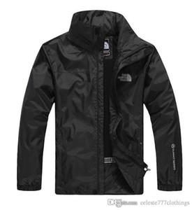 Novo designer de casacos com zíper mens HOOD primavera casuais jaqueta fina blusão América do norte bochecha mens roupas Plus Size S-5xl