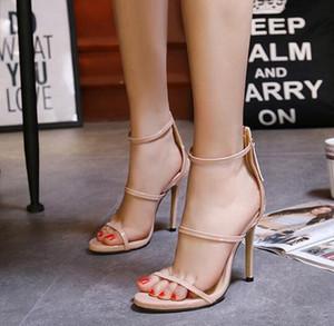 Goddess2019 High Year Com oca Out Toe Sexy Sandals Fund