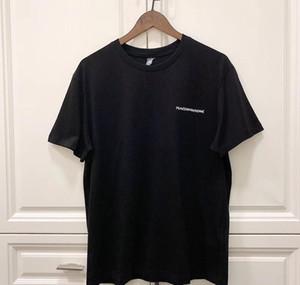 Peaceminusone Fragment Design T-shirt Homme Femme oversize High Street T-shirt Peaceminusone X Fragment Design T-shirts Sun Flower gunn