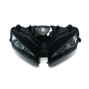 Motocicleta frente linterna conjunto del cabezal de la lámpara para Honda CBR600RR 2003-2006 F5