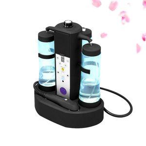 Multifunções Skin Care dispositivo 6 em 1 Anti Aging pequena bolha H2O2 Hydrogen Facial Oxygen Jet Beauty Machine