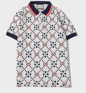 2020 Nova Designerluxury Shirts Homens Mulheres Summer Fashion Brandshirts manga curta Casual Hip Hop Top Tees Mens Streetwear 2030412Q