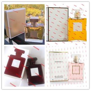 Marca famosa Lady 5 profumo Signorina Lasting profumo Luce nobile elegante signora del profumo del fiore naturale di frutta Sapore 100ML