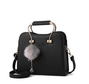 Designer Crossbody Borse Tracolle creativo versatile borsa a tracolla Moda Pom Poms della signora mano borsa multicolore opzionale