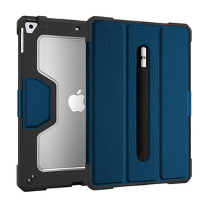 For Ipad 7th Generation 10.2 Pro 10.5 air 3 Pro 10.5 (2019) With Shoulder Strap Design Kickstand Shockproof Anti Fall Protective Case Cover