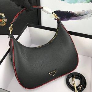 sacs de selle de design de luxe dame avec l'épaule à la mode de l'une de ceinture totes sacs de véritables sacs de ceinture en cuir véritable
