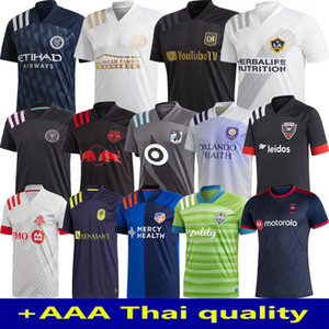 2020 MLS LAFC LA Galaxy Atlanta United camisa de futebol 20 21 Inter Miami Nashville SC Minnesota United FC FC Cincinnati Shirt