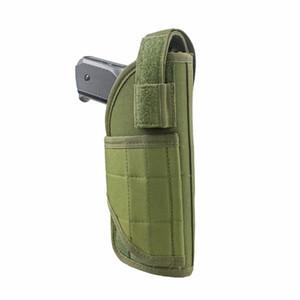 Tactical MOLLE Вертикальный держатель для пистолета Кобура Универсальная пистолетная кобура
