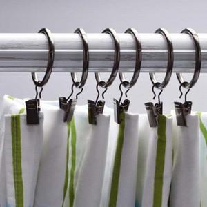 10pcs / Wäscheklammern Wäschetrocknungs Aufhänger für Mantel Hosen mit Haken Handtuch Clip Edelstahl-Metall Clothes Pegs einpacken