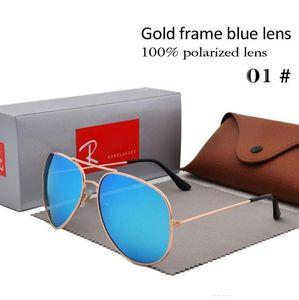 Vast Brillen Uv400 Qualitäts-Marken-Designer UV400 Sonnenbrille Mens Solbriller Occhiali Da Sole Solbriller Bwkf