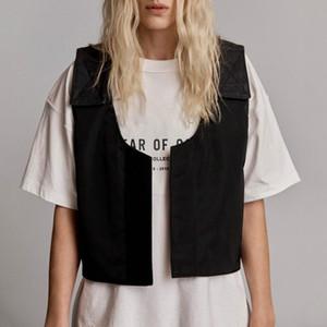 Fashion-Paura di Dio 6 Collection TEE Hip Hop Semplice via Skateboard T-shirt Estate Uomo Donna Casual Fashion maniche corte Tee HFYMTX506