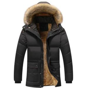 Casacos De Inverno Espessos Casacos Grossos Casacos Compridos Vestuário Exterior Longo Médio Para O Vento Men Down Mais Homens De Tamanho