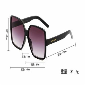 6494 New fashion luxury sunglasses men sunglasses THE STAR pilot frame with diamond avant-garde design style co