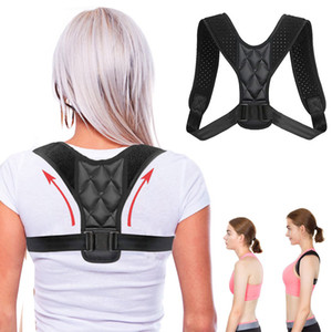 Adjustable Men and women Back Posture Corrector Clavicle Spine Back Shoulder Lumbar Brace Support Belt Posture Correction