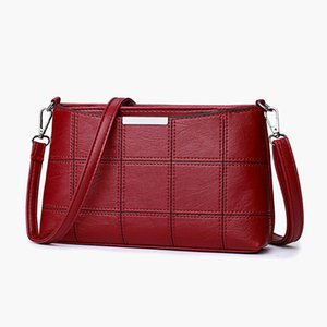 Fashion Vintage Female Women clutch Messenger Bags Design Girls' Shoulder Bags PU Leather Lady Handbags Small Messenger Clutch Bag