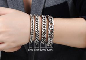 Womens Luxury Bracelets Narrow width Watch Chain Crown Bracelets Bangles For Men Stainless Steel Plated Luxury Designer Fashion Link Chain