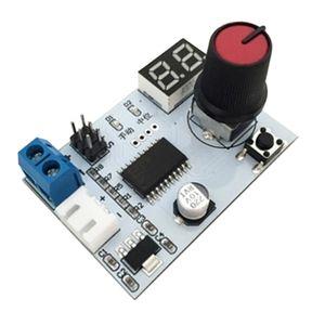 Servo Tester Voltage Display 2 em 1 Servo Controlador Para RC Car Robot