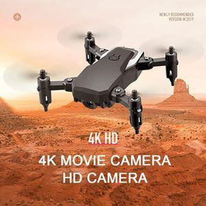 الطائرات بدون طيار 4K عالية الوضوح الجوي صور طي الطائرات 360 درجة دوران أربعة المحور البسيطة بعد UAV تحكم الجوي صور