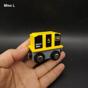Sarı Konteyner Ahşap Manyetik Tren Araç Eğitici Oyuncaklar Çocuklar IçinSarı Konteyner Ahşap Manyetik Tren Araç Eğitici Oyuncaklar