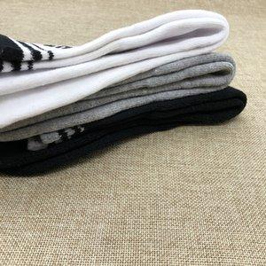 hombre de moda de verano nuevo Mens corto calcetín blanco calcetines bajo para ayudar a los calcetines cortos calcetines para hombre Hombres Mujeres Colores lisos