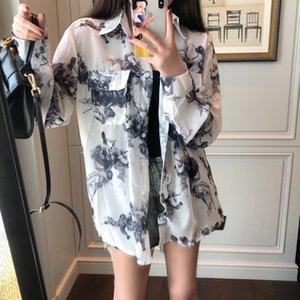 blouse Designer des femmes de l'été en tête pour les femmes chemisiers tops blouse femme meilleur charme printemps gros FZ12 chaud précipité