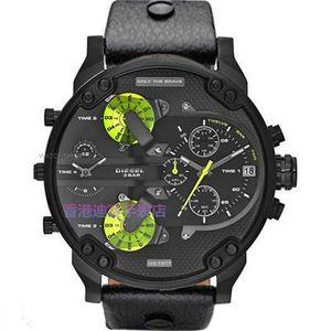 Askeri montres higt kalite Sport yeni reloj büyük kadran gösterge dizelleri mens DZ7312 DZ7311 DZ7333 DZ7314 DZ7313 dz7331 dz izlemek saatler